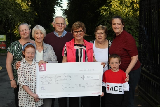 Pyjama Fun-run in Memory of the late Stephen Marron